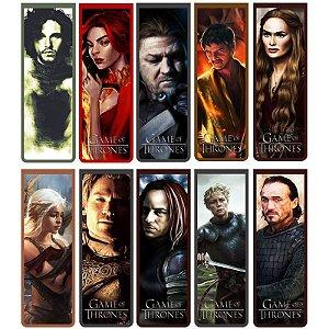 Marcador De Página Magnético Game of Thrones - Série 1
