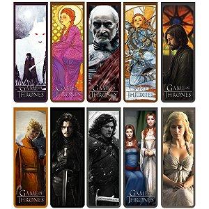 Marcador De Página Magnético Game of Thrones - Série 3