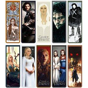 Marcador De Página Magnético Game of Thrones - Série 4