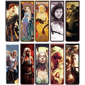 Marcador De Página Magnético Game of Thrones - Série 5