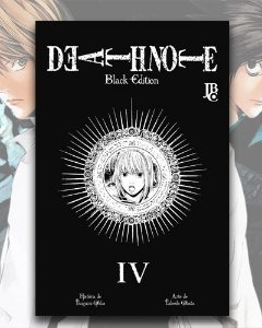Death Note - Black Edition Vol 4