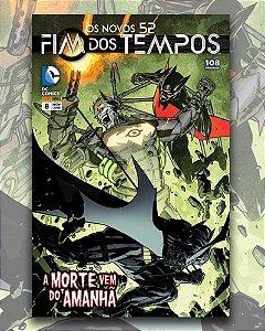 Fim dos Tempos Nº 8 - Novos 52 DC Comics