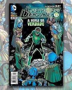 Lanterna Verde Nº 41- Novos 52 DC Comics