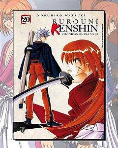 Rurouni Kenshin (Samurai X) - Crônicas Da Era Meiji - Vol 20