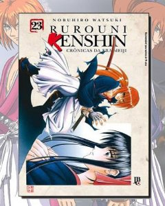 Rurouni Kenshin (Samurai X) - Crônicas Da Era Meiji - Vol 23