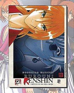 Rurouni Kenshin (Samurai X) - Crônicas Da Era Meiji - Vol 27