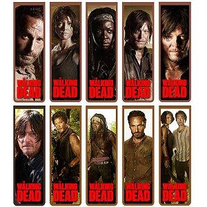 Marcador De Página Magnético Básico - The Walking Dead Série 1