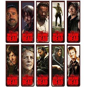 Marcador De Página Magnético Básico - The Walking Dead Série 2