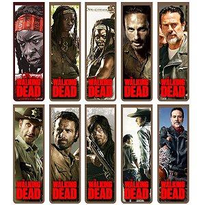 Marcador De Página Magnético Básico - The Walking Dead Série 3