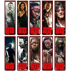 Marcador De Página Magnético Básico - The Walking Dead Série 4