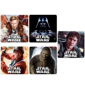 Ímãs Decorativos Star Wars - Pack 10 unid