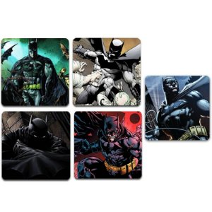 Ímãs Decorativos Batman DC Comics - Pack 10 unid