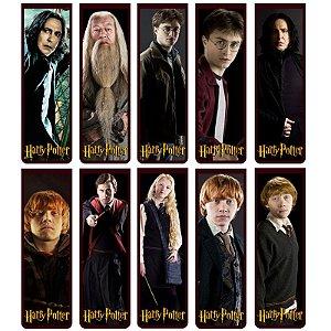 Marcador De Página Magnético Básico - Harry Potter Série 3