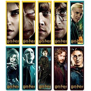 Marcador De Página Magnético Básico - Harry Potter Série 4