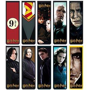 Marcador De Página Magnético Básico - Harry Potter Série 5