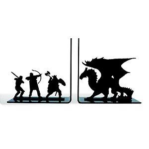 Porta Livros Dragão Rpg - Skyrim