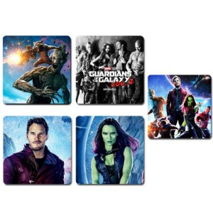 Ímãs Decorativos Guardiões da Galáxia - Série 1
