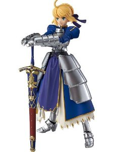 Saber 2.0 - Fate/Stay Night Figma