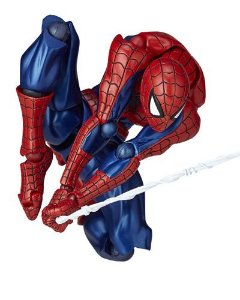 Spider-Man Amazing Yamaguchi - Revoltech
