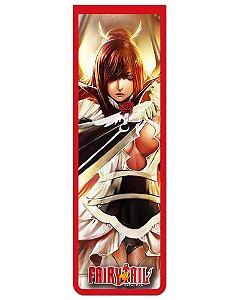 Marcador De Página Magnético Erza - Fairy Tail - FT07
