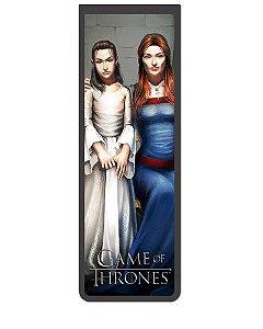 Marcador De Página Magnético Arya e Catelyn - Game of Thrones - GOT25