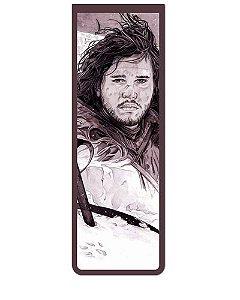 Marcador De Página Magnético Jon Snow - Game of Thrones - GOT31