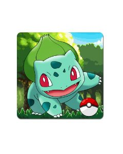 Ímã Decorativo Bulbassauro - Pokémon - POK02