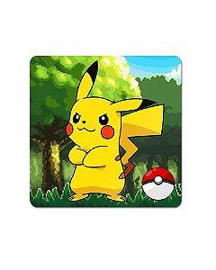 Ímã Decorativo Pikachu - Pokémon - POK04
