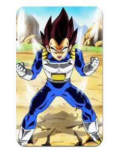 Ímã Decorativo Vegeta - Dragon Ball Z - DBZ002