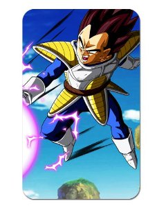 Ímã Decorativo Vegeta - Dragon Ball Z - DBZ004