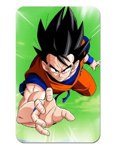 Ímã Decorativo Goku - Dragon Ball Z - DBZ006