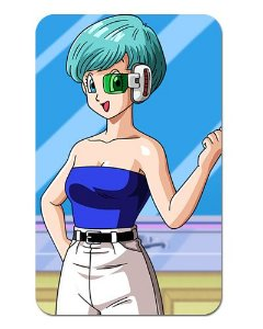 Ímã Decorativo Bulma - Dragon Ball Z - DBZ011