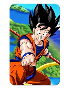 Ímã Decorativo Son Goku - Dragon Ball Z - DBZ023