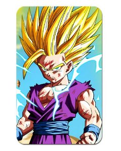 Ímã Decorativo Son Gohan SSJ2 - Dragon Ball Z - DBZ027