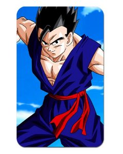 Ímã Decorativo Son Gohan - Dragon Ball Z - DBZ032