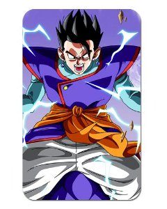 Ímã Decorativo Son Gohan - Dragon Ball Z - DBZ034