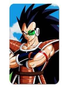 Ímã Decorativo Raditz - Dragon Ball Z - DBZ035