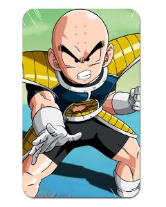 Ímã Decorativo Kuririn - Dragon Ball Z - DBZ037