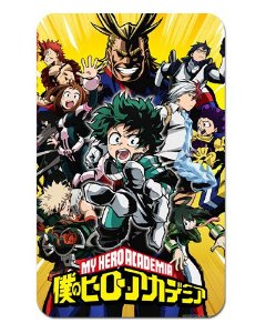 Ímã Decorativo My Hero Academia - MHA014