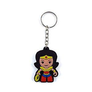Chaveiro Cute Maravilha - Wonder Woman