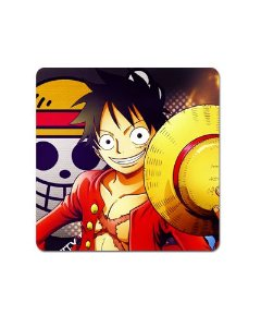 Ímã Decorativo Monkey Luffy - One Piece - IAN029