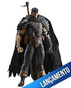 Guts Black Swordsman Repaint Edition - Berserk Figma