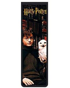 Marcador De Página Magnético Harry e Hedwig - Harry Potter - HP13