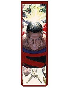 Marcador De Página Magnético Superman - SUP02