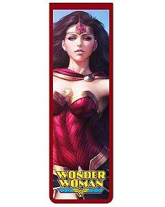 Marcador De Página Magnético Mulher-Maravilha - WW11