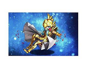 Ímã Decorativo Afrodite - Cavaleiros do Zodíaco - IMACDZ015