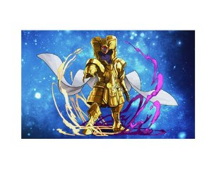 Ímã Decorativo Saga - Cavaleiros do Zodíaco - IMACDZ027