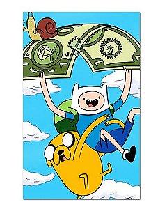 Ímã Decorativo Adventure Time - IAT007