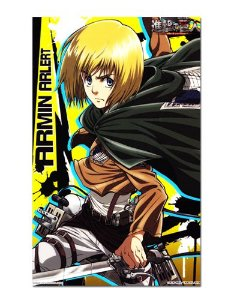 Ímã Decorativo Armin Attack on Titan - Shingeki no Kyojin - IANSK003