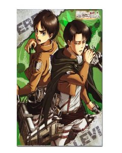 Ímã Decorativo Attack on Titan - Shingeki no Kyojin - IANSK010